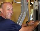 Dave Jones, Fitness Center member