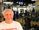 Nicholas Cassisi, Fitness Center member